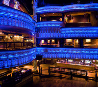 Client: House of Blues, Project: House of Blues Music Hall, Chicago